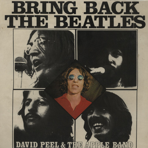 David Peel - Bring Back The Beatles