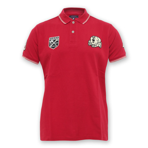 Mishka - Death's Head Polo Shirt