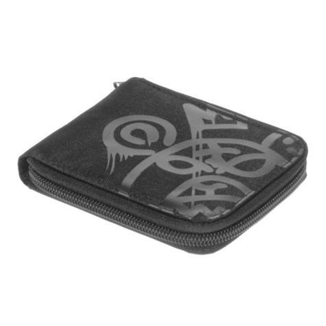 Mishka - Oversized Mop Nylon Wallet