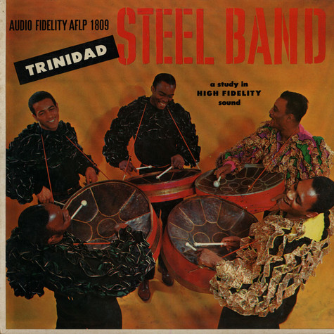 Trinidad Steel Band - Trinidad Steel Band