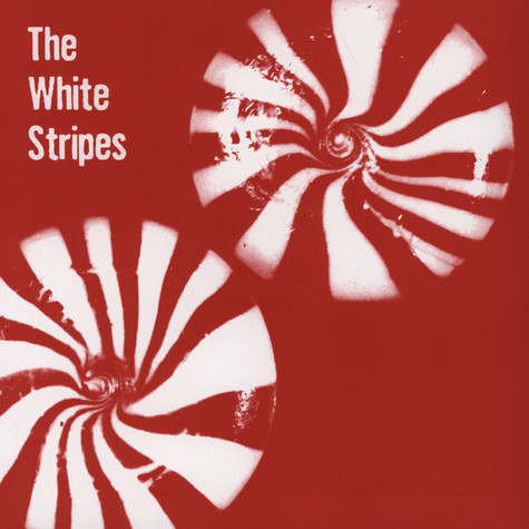 White Stripes, The - Lafayette Blues / Sugar Never Tasted So Good