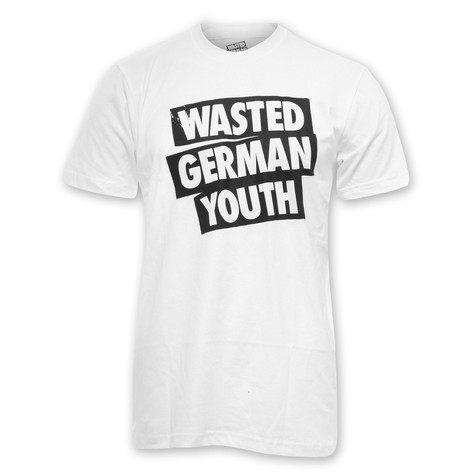 Wasted German Youth - Wasted German Youth Edition 2011 T-Shirt