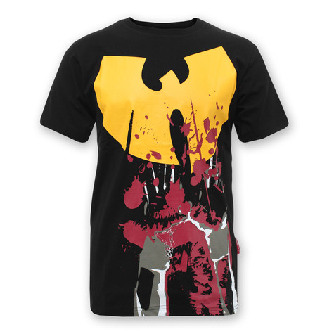 Wu-Tang Clan - Up In The Air T-Shirt