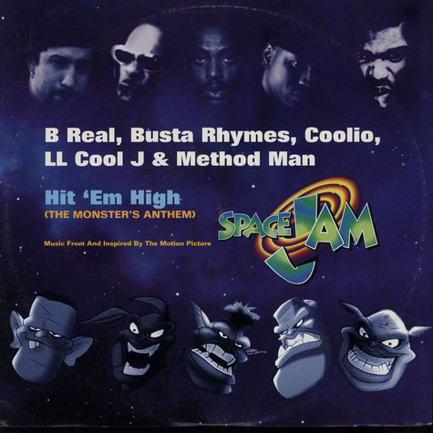 B-Real, Busta Rhymes, Coolio, LL Cool J & Method Man - Hit 'Em High