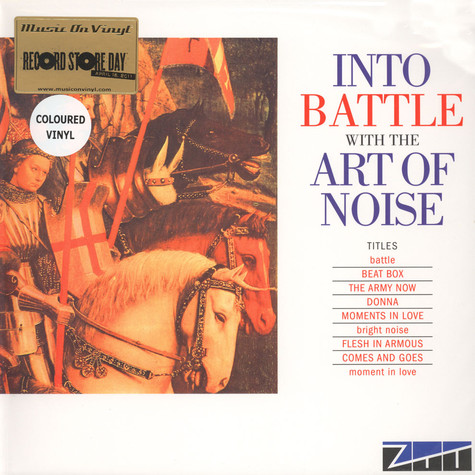 Art Of Noise - Into Battle & Worship
