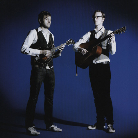 Chris Thile & Michael Daves - Man in the Middle / Blue Night