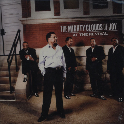 Mighty Clouds Of Joy, The - At The Arrival