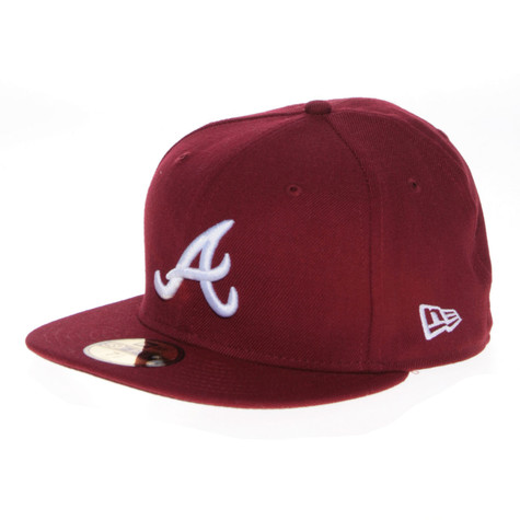 New Era - Atlanta Braves League Basic Cap