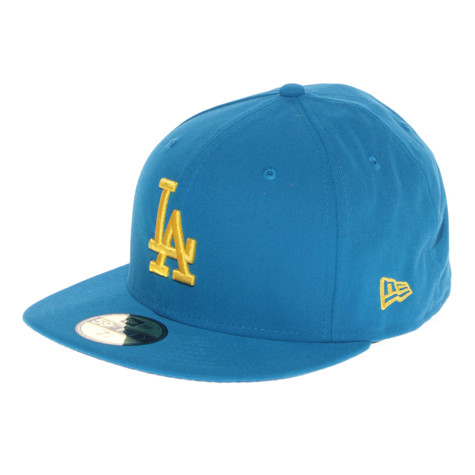 New Era - Los Angeles Dodgers Seas Cont Logo MLB Cap