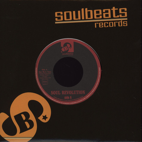 Soul Revolution (Lion Of Bordeaux & DJ Dreego) - One More Time