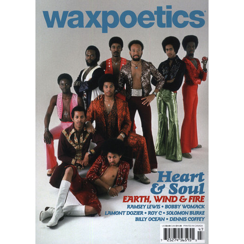 Waxpoetics - Issue 47