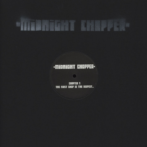 Midnight Chopper - Chapter 1
