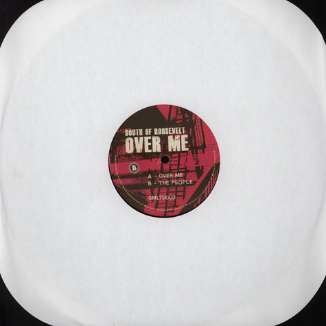South Of Roosevelt - Over Me