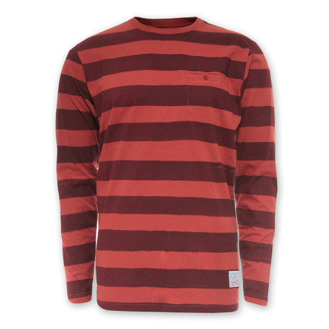 Cleptomanicx - Brush Stripe Longsleeve