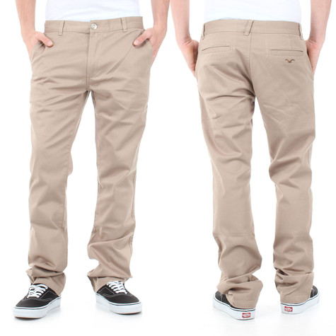 Cleptomanicx - Port Slim Chino Pants