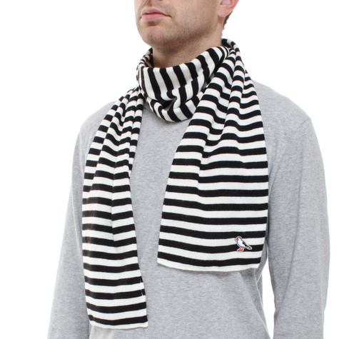 Cleptomanicx - Karl Knitted Scarf