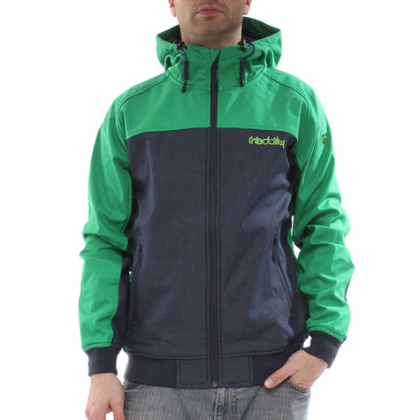 Iriedaily - Fusion2 Hooded Jacket