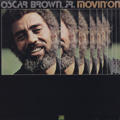 Oscar Brown Jr. - Movin On