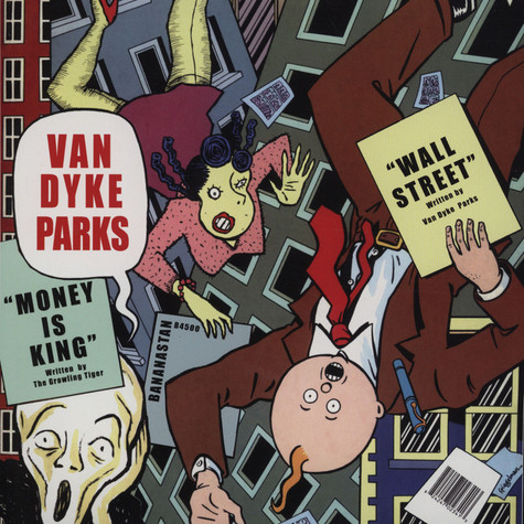 Van Dyke Parks - Wall Street / Money Is King