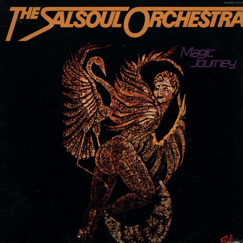 Salsoul Orchestra, The - Magic Journey