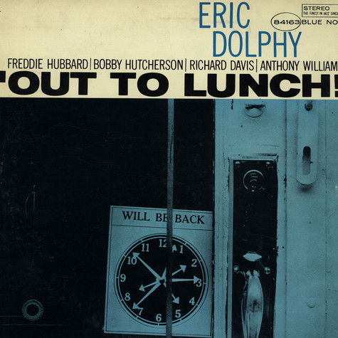 Eric Dolphy - Out To Lunch