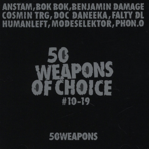 V.A. - 50 Weapons Of Choice No.10-19