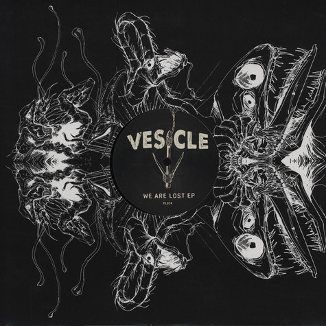 Vesicle - We Are Lost EP