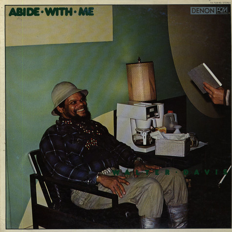 Walter Davis - Abide With me