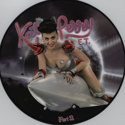 Katy Perry - Et Futuristic Lover Part 2
