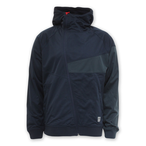 Mazine - Crashing Hooded Track Top