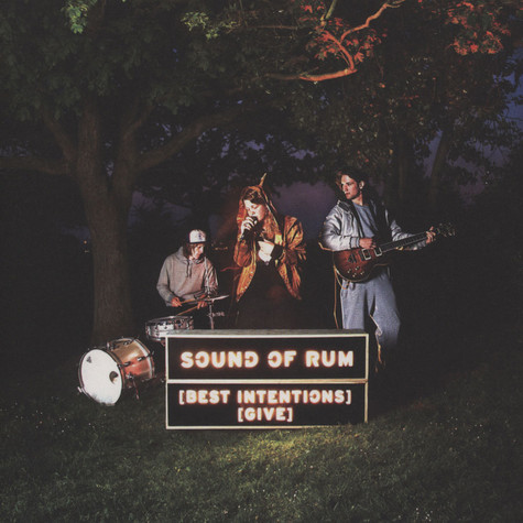 Sound Of Rum - Best Intentions