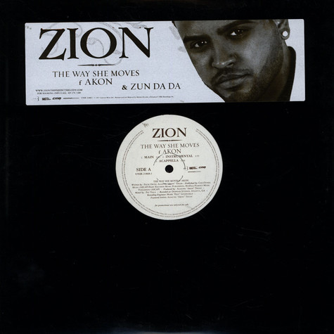 Zion - The way she moves feat. Akon