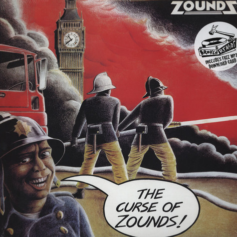 Zounds - Curse Of Zounds