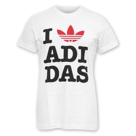adidas - Adi Love T-Shirt