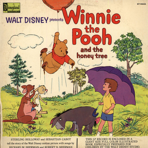 Unknown Artist - Winnie The Pooh And The Honey Tree