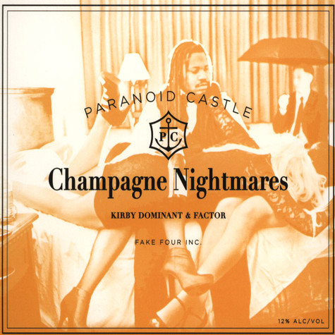 Paranoid Castle (Kirby Dominant & Factor) - Champagne Nightmares
