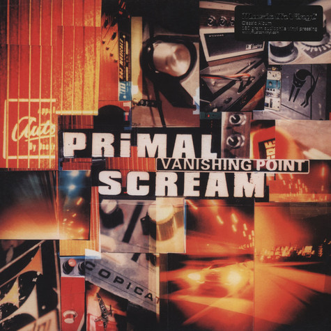 Primal Scream - Vanishing Point