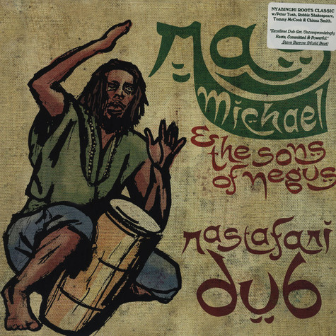 Ras Michael And The Sons Of Negus - Rastafari Dub