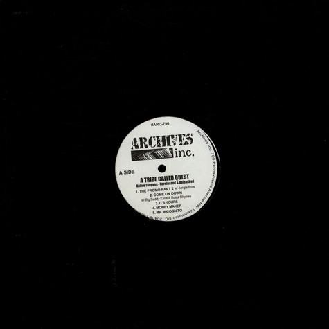 A Tribe Called Quest - Native tongues - unreleased & unleashed