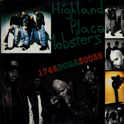 Highland Place Mobsters - 1746DCGA30035
