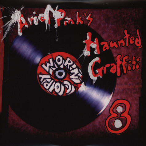 Ariel Pink's Haunted Grafitti - Worn Copy