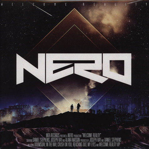 Nero - Welcome Reality Album Sampler