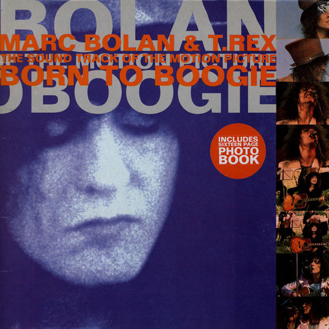 T. Rex - The Soundtrack Of The Motion Picture Born To Boogie
