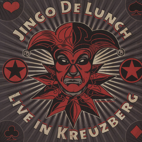 Jingo De Lunch - Live In Kreuzberg