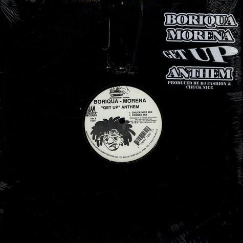 "Boriqua Morena - ""Get Up"" Anthem"