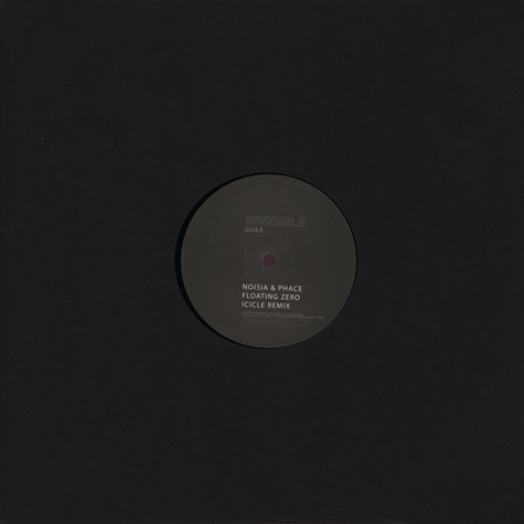 Various - Invisable 004 EP