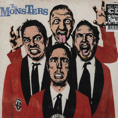 Monsters, The - Pop Up Yours