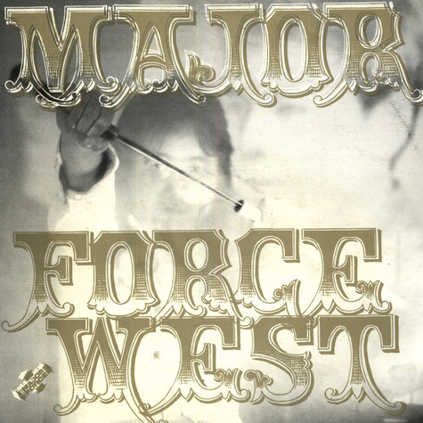 Major Force West - Album Sampler