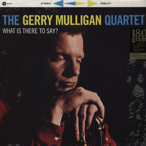 Gerry Mulligan Quartet - What Is There To Say