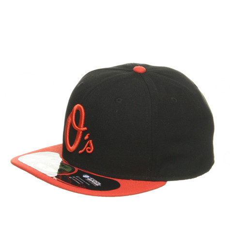 New Era - Baltimore Orioles Authentic 5950 Performance Cap